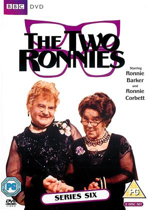 Rent The Two Ronnies: Series 6 Online DVD Rental