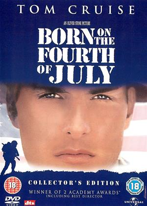 Born on the Fourth of July Online DVD Rental