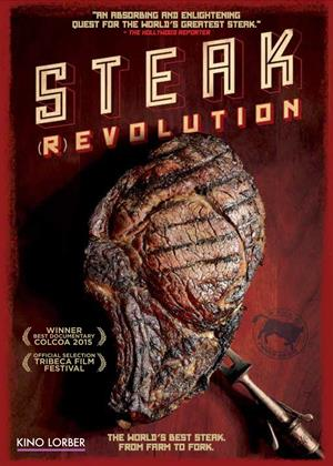 Rent Steak (R)evolution Online DVD Rental