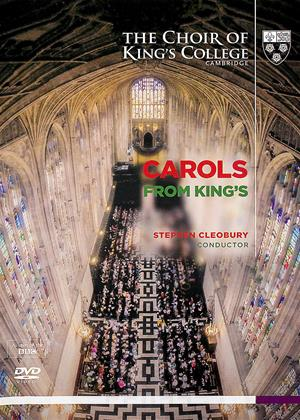 Carols from King's: The Choir of King's College Cambridge Online DVD Rental