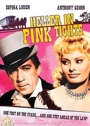 Rent Heller in Pink Tights (aka Heller with a Gun) Online DVD Rental