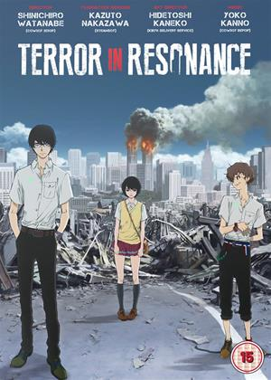 Terror in Resonance Online DVD Rental