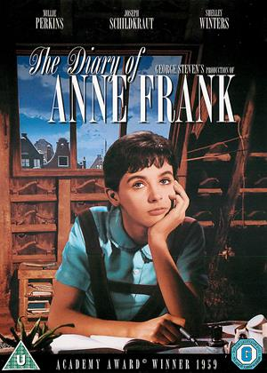 The Diary of Anne Frank Online DVD Rental