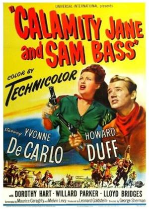 Rent Calamity Jane and Sam Bass Online DVD Rental