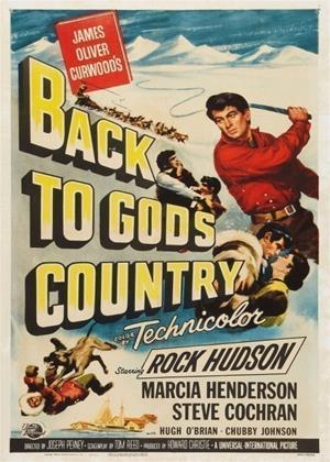Back to God's Country Online DVD Rental