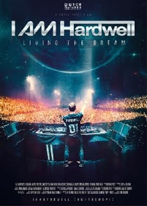 Hardwell: Living the Dream Online DVD Rental