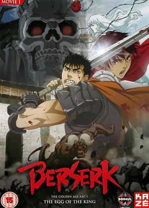 Berserk: The Golden Age Arc 1: The Egg of the King Online DVD Rental