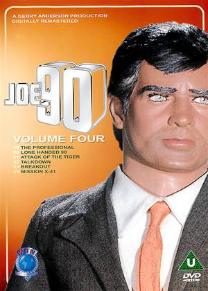 Joe 90: Vol.4 Online DVD Rental
