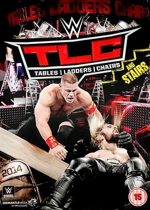 Rent WWE: TLC 2014 (aka WWE TLC: Tables, Ladders and Chairs...and Stairs) Online DVD Rental