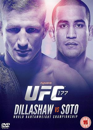 Rent UFC: 177: Dillashaw vs. Soto Online DVD Rental
