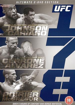 Rent UFC: 178: Johnson vs. Cariaso Online DVD Rental