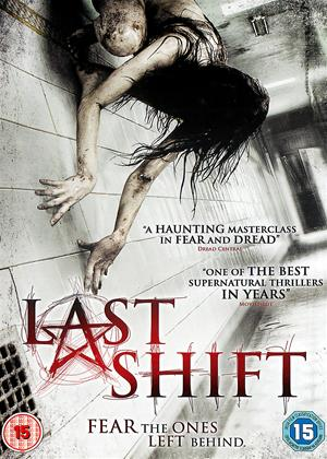 Last Shift Online DVD Rental