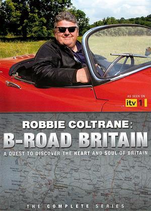 Rent Robbie Coltrane: B-Road Britain Online DVD Rental