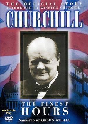 Rent Churchill: The Finest Hours Online DVD Rental