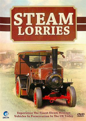 Steam Lorries Online DVD Rental