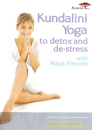 Kundalini Yoga to Detox and De-Stress Online DVD Rental