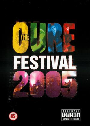The Cure: Festival 2005 Online DVD Rental