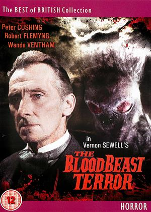 The Blood Beast Terror Online DVD Rental