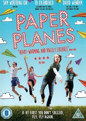 Paper Planes Online DVD Rental