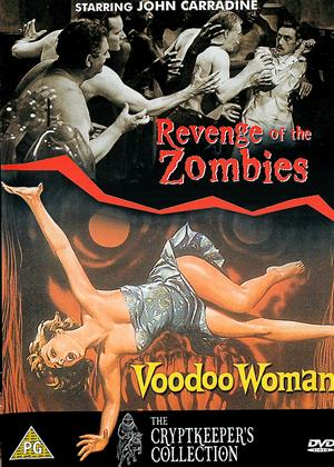 Revenge of the Zombies / Voodoo Woman Online DVD Rental