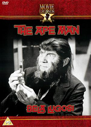 Rent The Ape Man Online DVD Rental