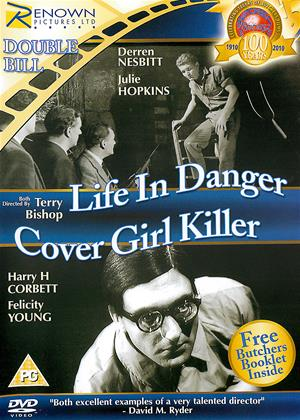 Life in Danger / Cover Girl Killer Online DVD Rental