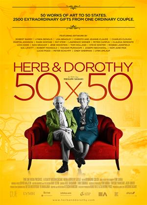 Rent Herb and Dorothy 50x50 Online DVD Rental