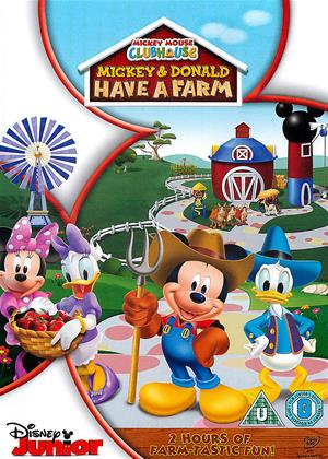 Rent Mickey Mouse Clubhouse: Mickey and Donald Have a Farm Online DVD Rental