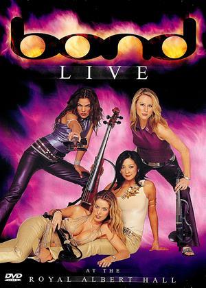 Bond: Live Online DVD Rental