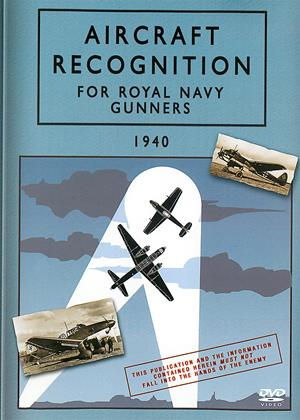Rent Aircraft Recognition for Royal Navy Gunners: 1940 Online DVD Rental