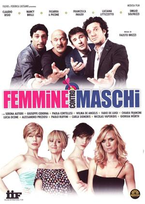 Men vs. Women Online DVD Rental