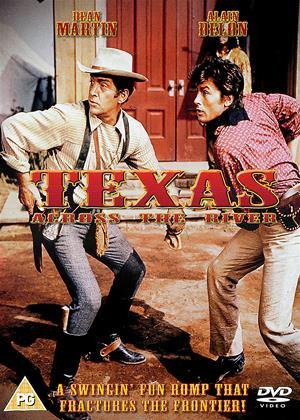 Rent Texas Across the River Online DVD Rental