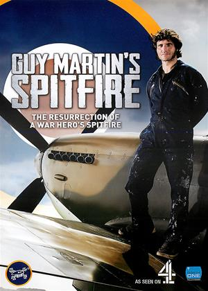 Rent Guy Martin's Spitfire Online DVD Rental