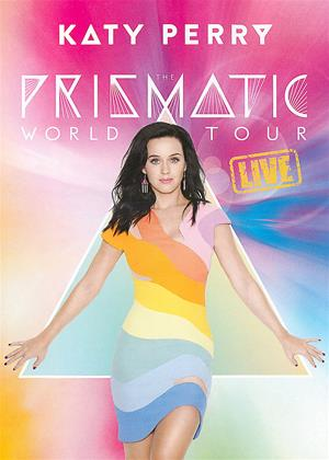 Katy Perry: The Prismatic World Tour: Live Online DVD Rental