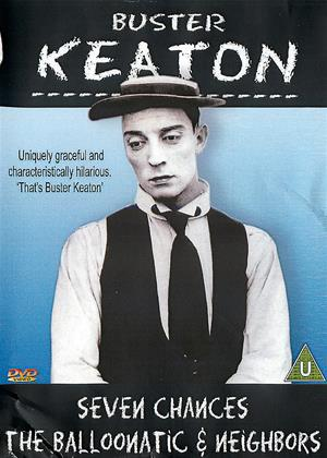 Buster Keaton: Seven Chances / The Balloonatic / Neighbors Online DVD Rental