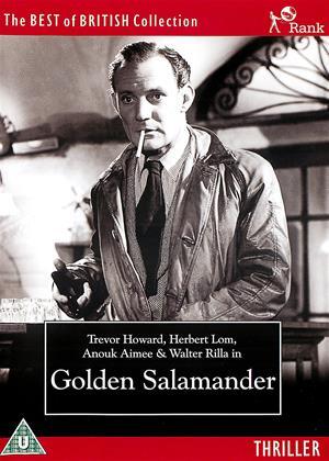 Rent Golden Salamander Online DVD Rental