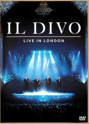 Il Divo: Live in London Online DVD Rental