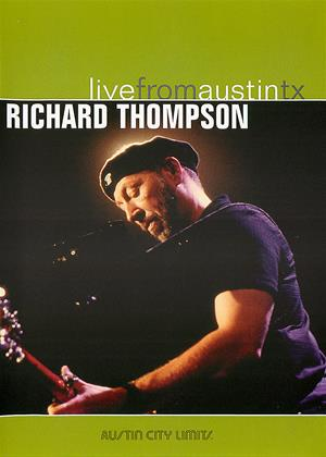 Rent Richard Thompson: Live from Austin, Texas Online DVD Rental