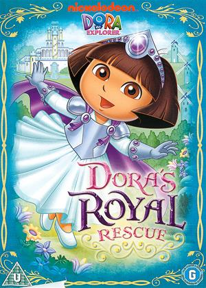 Dora the Explorer: Royal Rescue Online DVD Rental