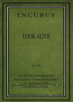 Incubus: Look Alive Online DVD Rental