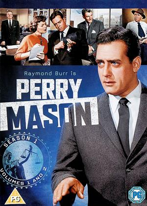Rent Perry Mason: Series 1 Online DVD Rental