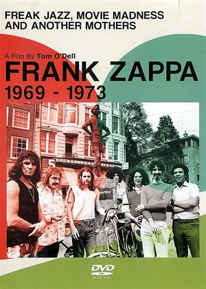 Rent Frank Zappa: 1969-1973 (aka Frank Zappa: Freak Jazz, Movie Madness and Another Mothers) Online DVD Rental
