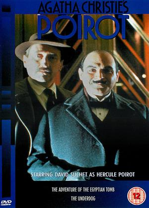 Agatha Christie's Poirot: The Adventures of the Egyptian Tomb / The Underdog Online DVD Rental