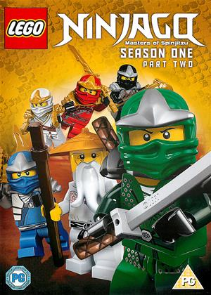 Rent Lego Ninjago: Masters of Spinjitzu: Series 1: Part 2 Online DVD Rental