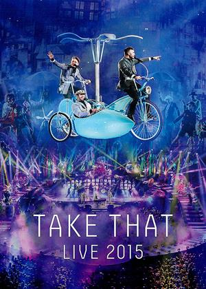 Take That: Live 2015 Online DVD Rental