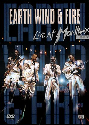 Rent Earth, Wind and Fire: Live at Montreux 1997 Online DVD Rental