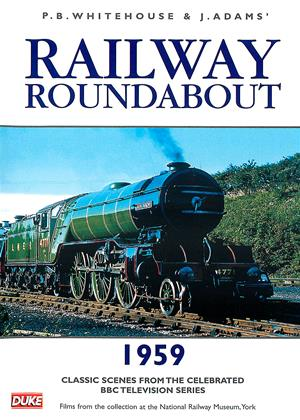 Railway Roundabout: 1959 Online DVD Rental