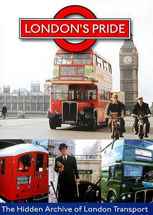 London's Pride: The Hidden Archive of London Transport Online DVD Rental