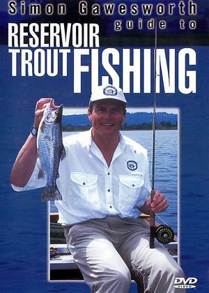 Rent Simon Gawesworth: Reservoir Trout Fishing Online DVD Rental