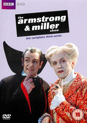 Rent The Armstrong and Miller Show: Series 3 Online DVD Rental